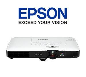 Epson EB1781W ultra-slim projector